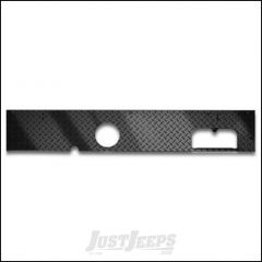 Warrior Products Dash Panel For 1955-71 Jeep CJ5 90417PC