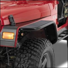 Warrior Products Tube Fender Flares In Unfinished For 1987-95 Jeep Wrangler YJ S7321-RAW