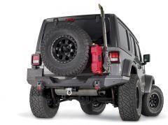 WARN Hi-Lift Jack Mounting Bracket for 18+ Jeep Wrangler JL, JLU 102670