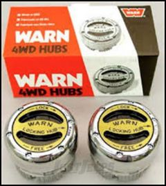 WARN Premium Hub Set For Full Size Pick Up See Details For Aproximate Fitment 20990