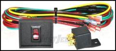 WARN 4X Light Installation Kit 220000