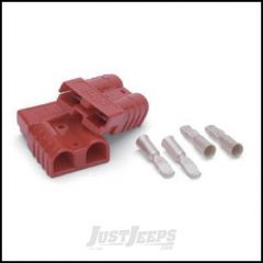 WARN Quick Connect Plugs For 2 To 4 Guage Power Lead 22680