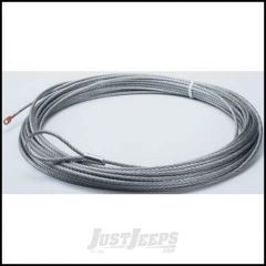 "WARN Replacment Wire Winch Rope 125', 5/16"" (38m, 8mm) For 9.5Ti, XD9000i, HY3000 25987"