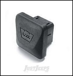 "WARN 2"" Rubber Receiver Plug With WARN Logo 37509"