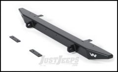 WARN Front Rock Bumper For 1987-95 Jeep Wrangler YJ 61856