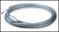 "WARN Replacment Wire Winch Rope 90', 7/16"" (27m, 11mm) For 16.5 TI & M15000 61950"