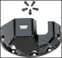 WARN Differential Skid Plate for Dana 30 Axles Black 65443
