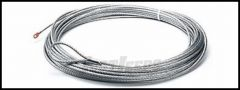 "WARN Works Replacement Wire Rope 43ft. X 7/32"" For Works 3700DC Winch 71212"