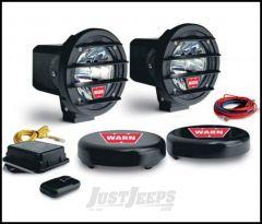 "WARN 4.0"" H.I.D. Wireless Driving Light Kit 82400"