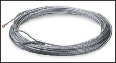 """WARN Replacment Wire Winch Rope 94', 5/16"""" (28.6m, 8mm) For VR8000 86514"""