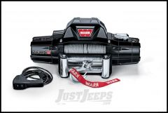 WARN ZEON 8 Winch (12V DC) 100' Wire Rope and Roller Fairlead 88980