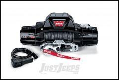 WARN ZEON 10-S Winch (12V DC) 100' Spydura Synthetic Rope and Hawse Fairlead 89611