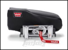 WARN Winch Cover Neoprene For WARN M8000, XD9000, 9.5xp, VR8000, VR8000-S, VR10000, VR10000-S, VR12000, and Tabor Winches 91414
