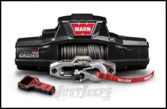 WARN ZEON 10-S Platinum 10000lb Winch With Synthetic Rope 92815