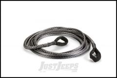 "WARN Spydura Pro Synthetic Rope Extension 50' X 7/16"" For Up To 15K Winches 93326"