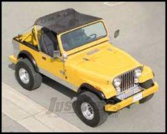 Warrior Products Breezer Top For 1976-83 Jeep CJ5 1105