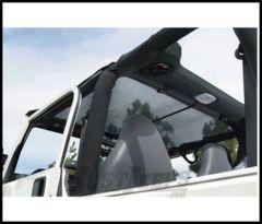 Warrior Products Breezer Top For 1997-06 Jeep Wrangler TJ Models 1120