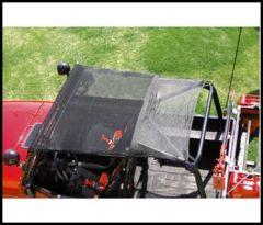 Warrior Products Maxi Breezer Top For 2004-06 Jeep Wrangler TJ Models 1145