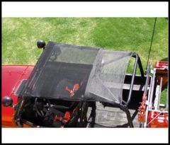 Warrior Products Maxi Breezer Top For 2004-06 Jeep Wrangler TLJ Unlimited Models 1150