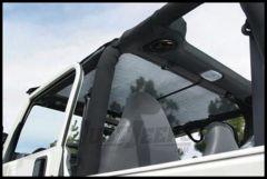 Warrior Products Breezer Top For 2007-14 Jeep Wrangler JK 2 Door Models 1165