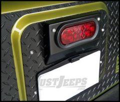 Warrior Products 3rd LED Brake Light For 1997-06 Jeep Wrangler TJ Models 1465