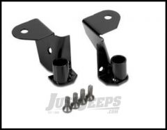 Warrior Products Combination Mirror Brackets For 1980-95 Jeep Wrangler YJ & CJ Series 1495