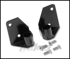 Warrior Products Mirror Relocation Brackets For 1997-06 Jeep Wrangler TJ Models 1500