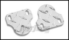 Warrior Products Interior Windshield Hinge For 1976-95 Jeep Wrangler YJ and CJ 1530