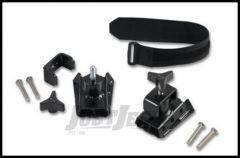 Warrior Products Hi-Lift Jack Hood Hinge Mount Kit For 2007-14 Jeep Wrangler JK 2 Door & Unlimited 4 Door Models 1542