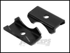 """Warrior Products Leaf Spring Perches 2.50"""" Wide For Universal Applications 250"""