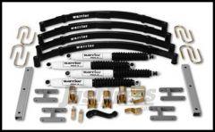 """Warrior Products 4"""" Lift Kit For 1987-95 Jeep Wrangler YJ 30640"""