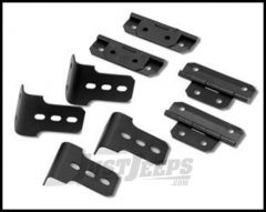 Warrior Products Outback Roof Rack Mounting Kit For Universal Applications (4 MOUNT) 43040