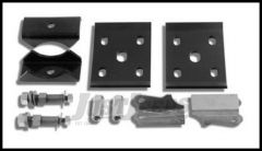 Warrior Products Spring Over Conversion Kit For 1976-86 Jeep CJ Series 4605