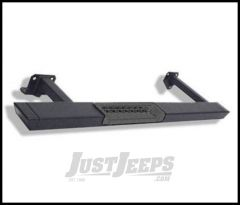 Warrior Products Rock Barz with Step For 1987-95 Jeep Wrangler YJ 7492