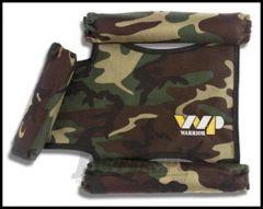 Warrior Products Adventure Door Padding Kit For 2007-14 Jeep Wrangler JK 2 Door & Unlimited 4 Door Models 90793
