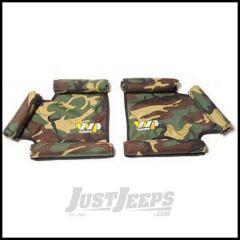 Warrior Products Adventure Door Padding Kit For 2007-14 Jeep Wrangler JK Unlimited 4 Door Models 90796