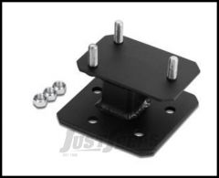 Warrior Products Spare Tire Spacer For 1987-06 Jeep Wrangler YJ & TJ Models 91625