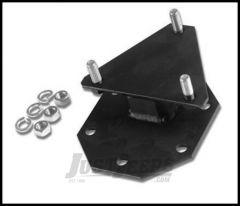 Warrior Products Spare Tire Spacer For 2007-18 Jeep Wrangler JK 2 Door & Unlimited 4 Door Models 91630