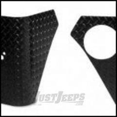 Warrior Products Rear Corners For 1997-06 Jeep Wrangler TJ Models 916AX