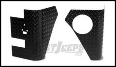 Warrior Products Rear Corners For 1997-06 Jeep Wrangler TJ Models 916AXPC