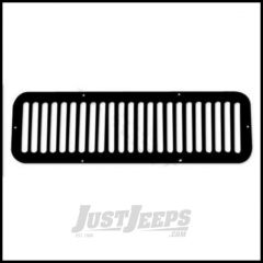 Warrior Products Hood Vent Cover For 1955-75 Jeep CJ5 S90270