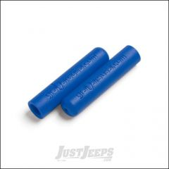 Welcome Distributing Dual Layer Rubber GraBar Grips Pair In Blue For All Welcome Distributing GraBars 1017B