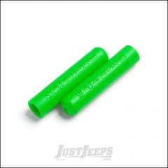 Welcome Distributing Dual Layer Rubber GraBar Grips Pair In Green For All Welcome Distributing GraBars 1017G