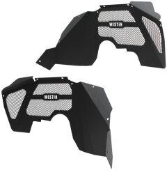 Westin Front Inner Fenders for 07-18 Jeep Wrangler JK, JKU 62-11005