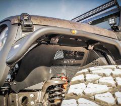 Westin Front Inner Fender Liners for 18+ Jeep Wrangler JL, JLU 62-11025