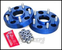 "SpiderTrax Wheel Spacer 1.25"" For 5 X 5"" Bolt Pattern For 1999-04 Jeep Grand Cherokee WJ WHS006"