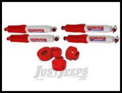 """SkyJacker 2"""" Budget Boost Spacer Lift Kit With Hydro Shocks For 1999-04 Jeep Grand Cherokee WJ Models WJ20H"""