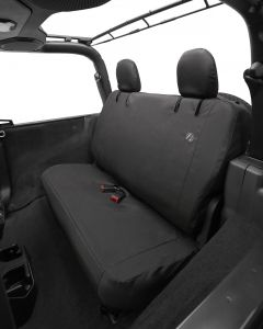 BESTOP Rear Seat Covers For 2018+ Jeep Wrangler JL 29292-