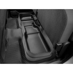 WeatherTech Under Seat Storage System (Black) For 2020+ Jeep Gladiator JT 4 Door Models 4S011