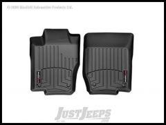 WeatherTech DigitalFit Front Floor Liner In Black For 2014-18 Jeep Wrangler JK 2 Door & Unlimited 4 Door Models 445731